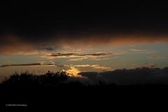 sunset ginkelse hei#(20200605) landschappen
